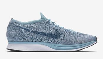 Nike Flyknit Racer Blueberry