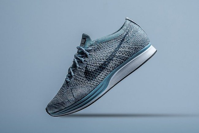 e88c31bfe72a8 Nike Flyknit Racer Mica Blue Release Date