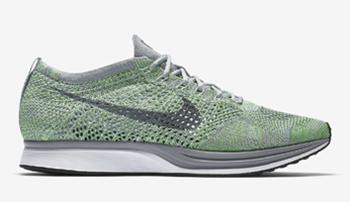 Nike Flyknit Racer Pistachio
