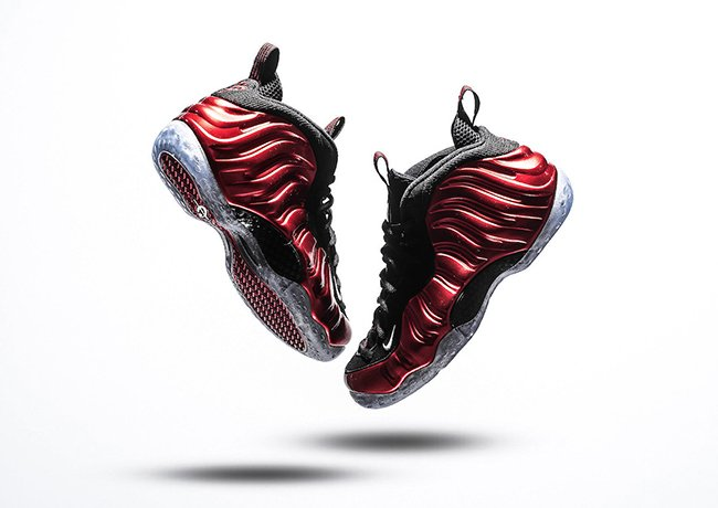 Nike Air Foamposite One QS Alternate Galaxy Big BangOutibo