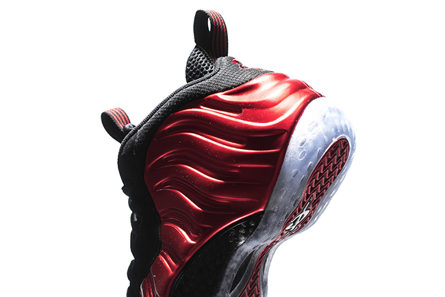 Nike Foamposite One Metallic Red 2017 Retro