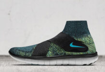 Nike Free RN Motion Flyknit 2017 Multicolor