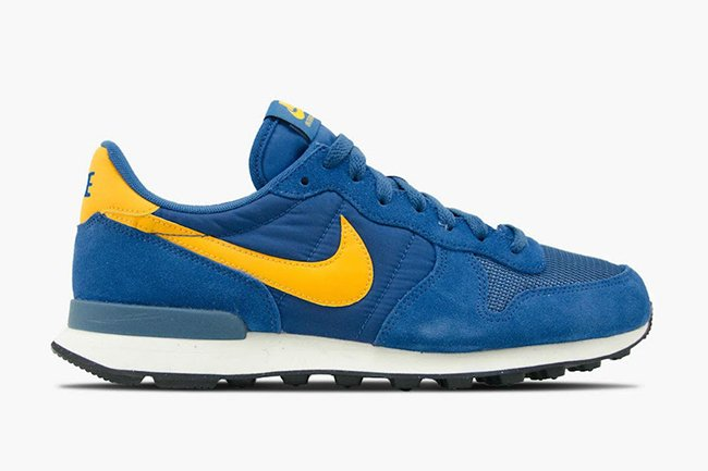 Nike Internationalist Court Blue