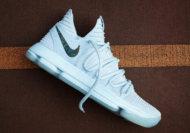 hot sale online bb187 96d35 Nike KD 10 Colorways, Release Dates | SneakerFiles