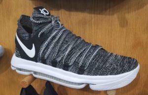 Nike KD 10 Oreo Release Date
