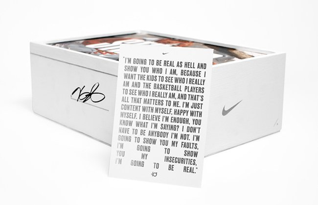 Nike KD 10 Still KD Limited Edition Box Set
