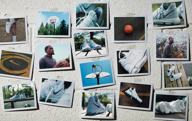 Nike KD 10 Wall Collage