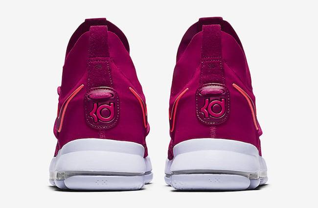 Nike KD 9 Elite Racer Pink Release Date
