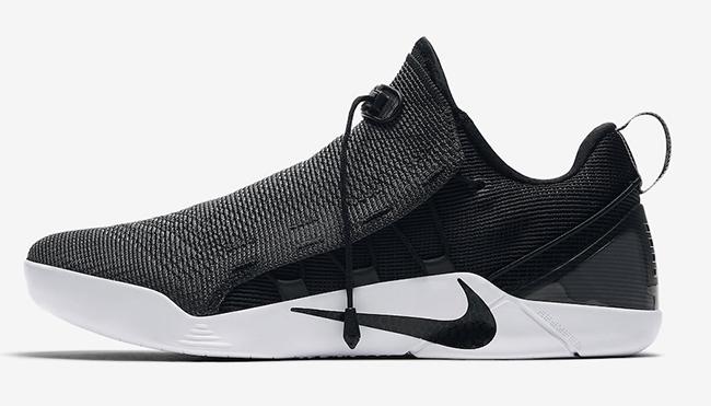 Nike Kobe AD NXT Black White Release Date