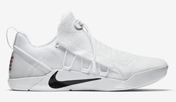 Nike Kobe AD NXT White Black