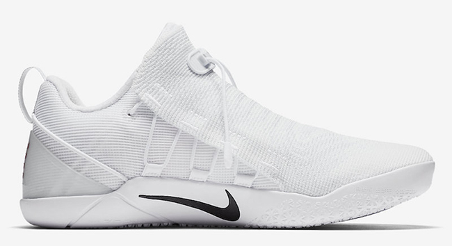 Nike Kobe AD NXT White Black Release Date