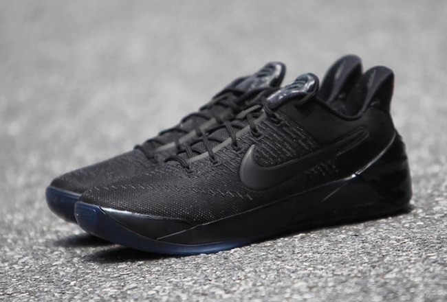 uk availability ca39f 2a62c Nike Kobe AD Triple Black 852425-064 Release Date | SneakerFiles