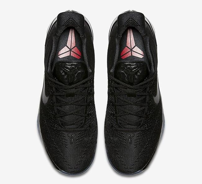 Nike Kobe AD Triple Black Release Date