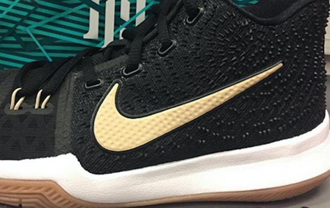 Nike Kyrie 3 Black Gum Release Date