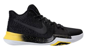 Nike Kyrie 3 Black Yellow