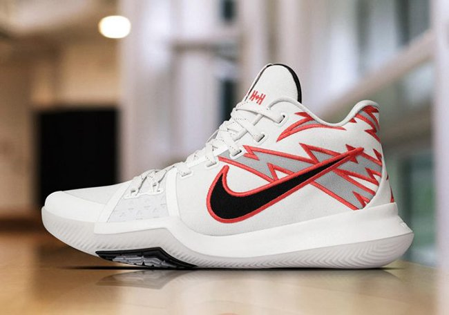 Nike Kyrie 3 Greased Lightning PE