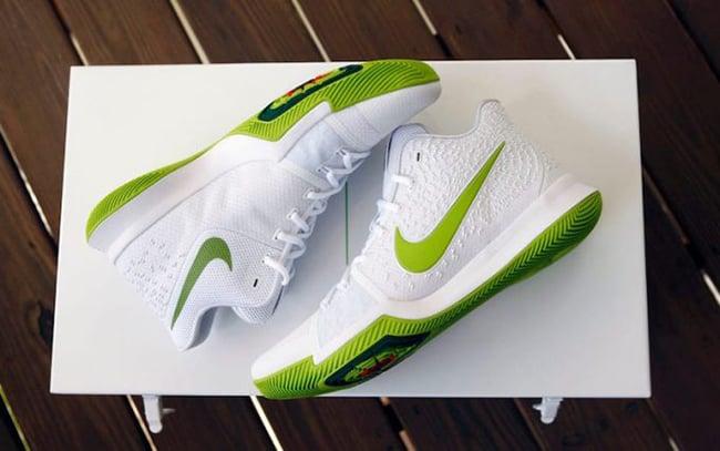 Nike Kyrie 3 Mountain Dew Kare Kit