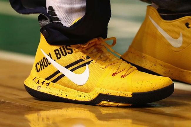 Nike Kyrie 3 School Bus | SneakerFiles