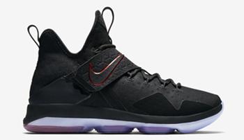 Nike LeBron 14 Bred