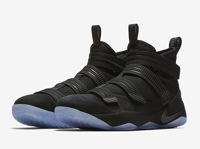 52055db69478 Nike LeBron Soldier 11 Strive for Greatness Release Date
