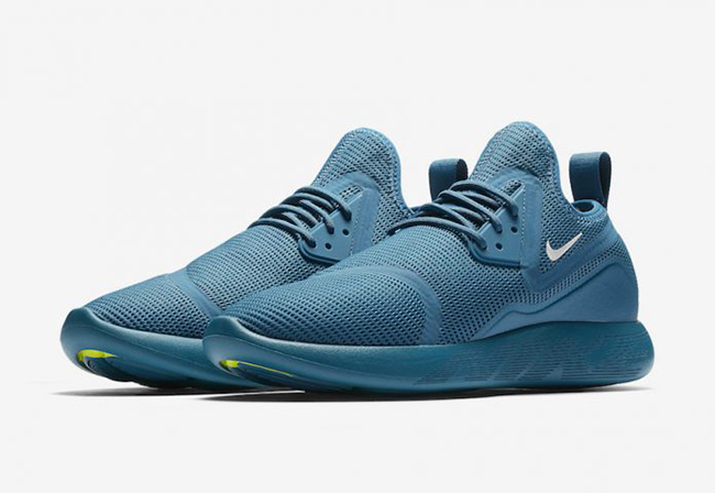 Nike LunarCharge Breathe 'Industrial Blue' Available Now