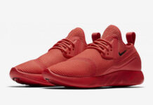 Nike LunarCharge Breathe Triple Red