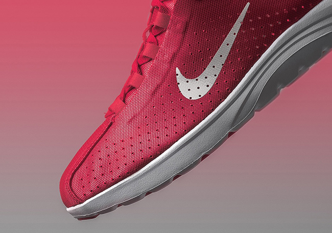 Nike Mayfly Lite Breathe University Red