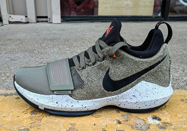 SneakerNews.com,Nike PG 1 Pre-Heat Release Date 911082-099 nike pg1