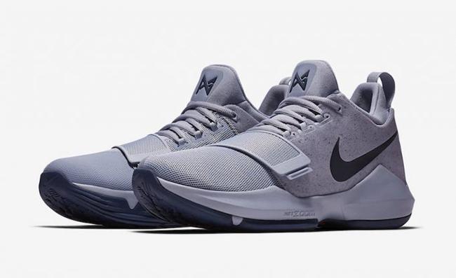 Nike PG 1 Glacier Grey 878628-044