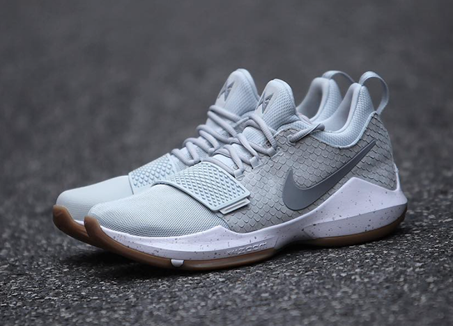 Nike PG 1 Pure Platinum 878627-008 Release Date