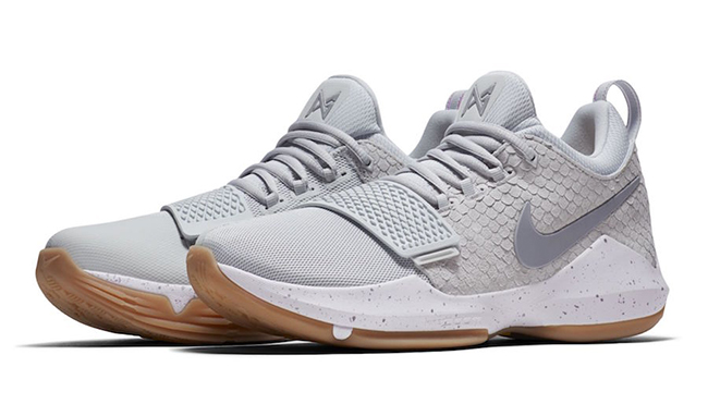 Nike PG 1 Pure Platinum Release Date