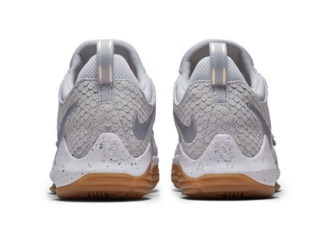 Nike PG 1 Pure Platinum Release Date