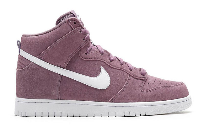 Nike SB Dunk High Violet Dust