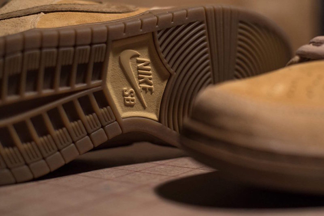 Nike SB Dunk Low Reverse Reese Forbes Wheat Release Date