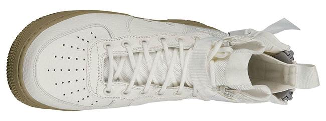Nike SF AF1 Mid Ivory Neutral Olive 917753-101