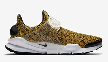 Nike Sock Dart Safari Gold