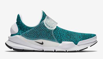 Nike Sock Dart Safari Hyper Turquoise