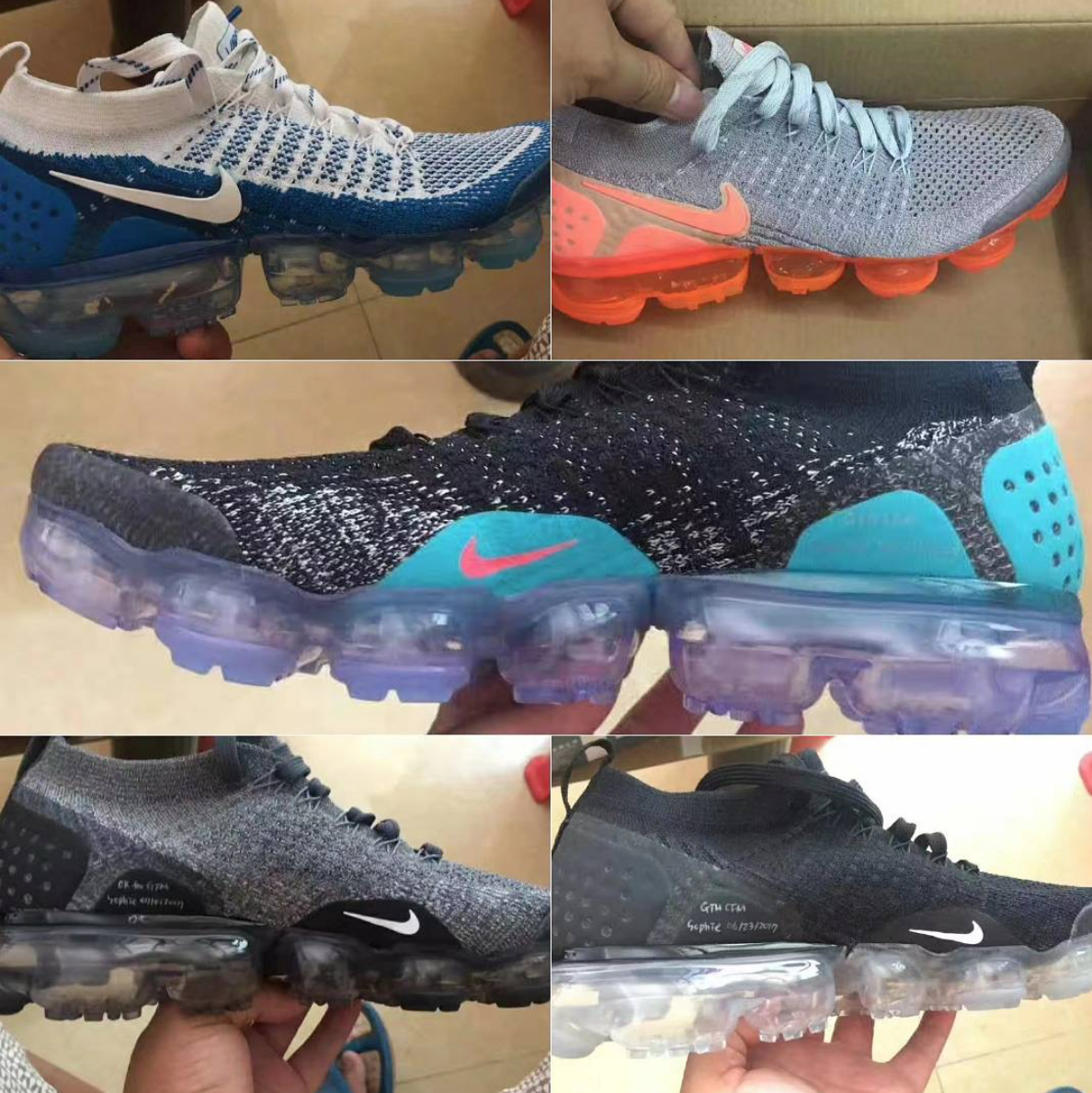 Nike VaporMax Samples 2018