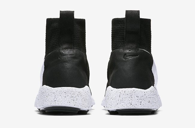 ed838a8a8bb4f Nike Zoom Mercurial Flyknit IX FC Black White Pink