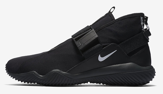 NikeLab ACG 07 CMTR Black White Anthracite 902776-001