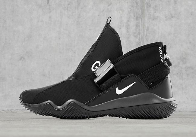 NikeLab ACG 07 KMTR Black Release Date