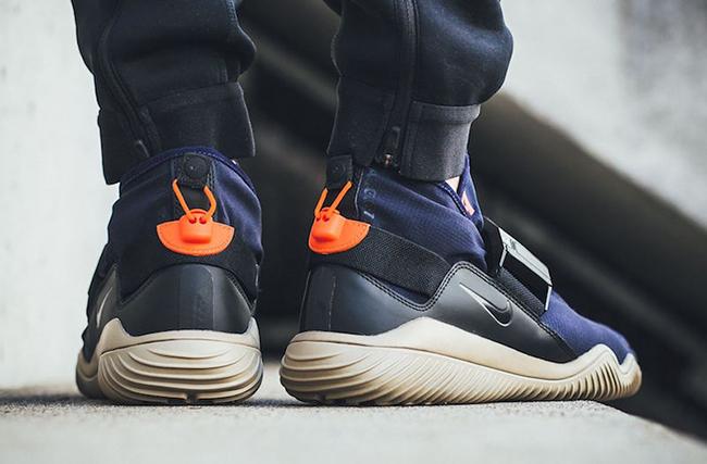 NikeLab ACG 07 KMTR Obsidian On Feet