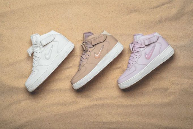 NikeLab Air Force 1 Mid Jewel Pack