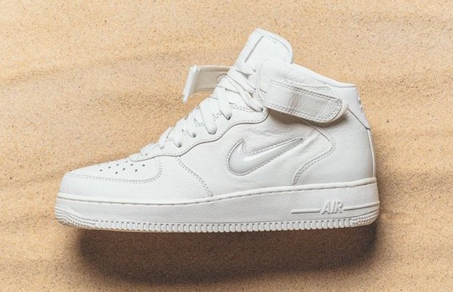 NikeLab Air Force 1 Mid Jewel Sail