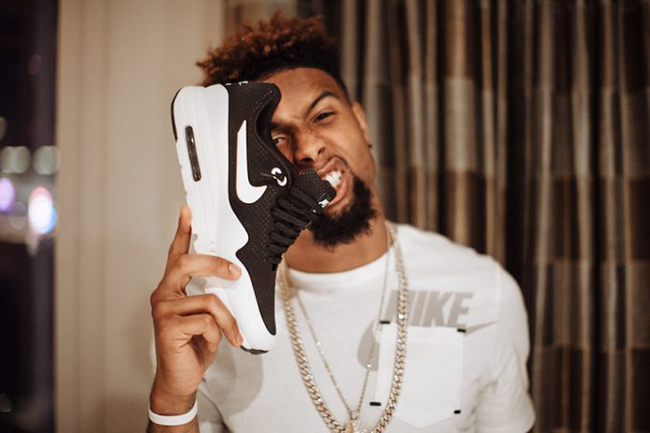 Odell Beckham Jr Nike Contract Biggest in NFL