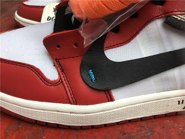 OFF-WHITE Air Jordan 1 Chicago Retail Price $350