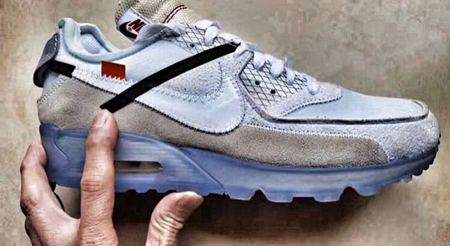 OFF-WHITE Nike Air Max 90 Release Date