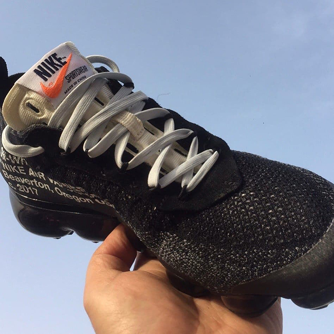 OFF-WHITE Nike Air VaporMax 10X