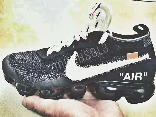 OFF-WHITE Nike Air VaporMax Release Date