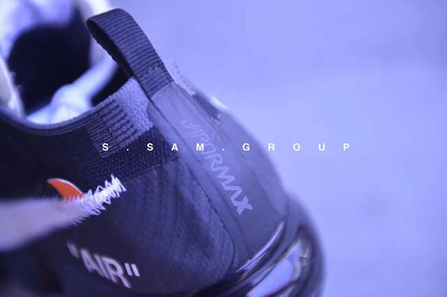 OFF-WHITE Nike VaporMax AA3831-001